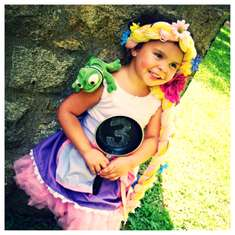 Alaina's 3rd Birthday - Rapunzel/ Tangled/ Princess