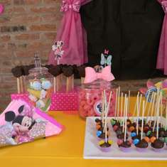 Palu's BOW-tique - Minnie Mouse Bow Tique