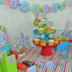 GINGERBREAD BIRTHDAY PARTY - Gingerbread House Party