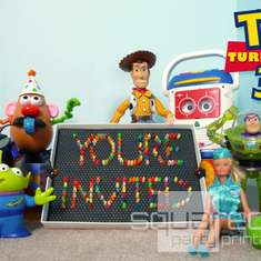 Ty Turning 3 - A Toy Story Party - Toy Story, Toy Story 3, Toys