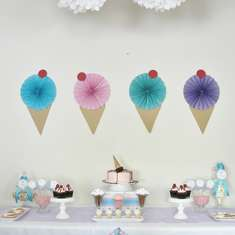 Shaye's Ice Cream Shop - Ice Cream Party