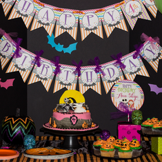 Ava Skye's 4th Birthday - Pumpkin Queen Bash