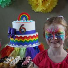 Over the Rainbow - Rainbow Party