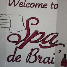 Spa de Brai - Braiyha's 10th Birthday Spa Party