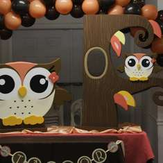 Look Whooos Having a Baby! - Owl Baby Shower