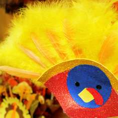 Give Thanks: Afterschool Turkey Crafts! - Thanksgiving