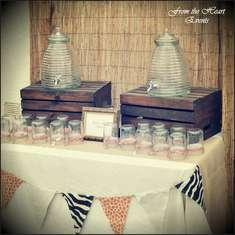 Baby Shower  - Safari