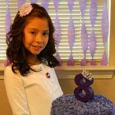 Sofia the First Dessert Party - Sofia the First
