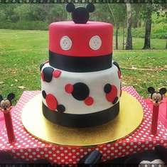 Mickey Mouse 3rd Birthday - Mickey Mouse