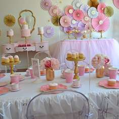 Princess Tea party - Princess Tea