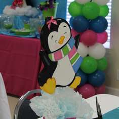 Fun & Frosty Penguin Party - Penguins