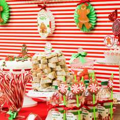 Candyland Party - Christmas