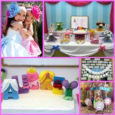 Storybook Princess Party - Princess