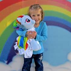 Rainbow Dash Birthday - None