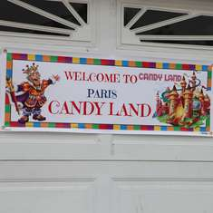 MiMi's Candy Land Party - Candy Land