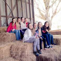 Mikayla's 13th Party - Horse Riding