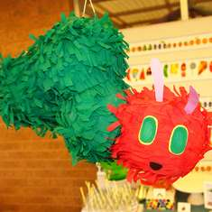 Caleb's 2nd B'day  - The Very Hungry Caterpillar