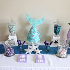 Little Mermaid Party - Mermaid