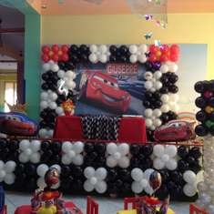 Cars party - Disney Cars 2