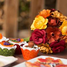 Fall Wedding Inspiration - Fall/Autumn
