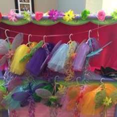 Girls Fairy Tutu and Fairy Wings Birtdhay Party - Fairy Princess party