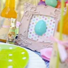 Shabby Chic Easter Party - Vintage Shabby Chic