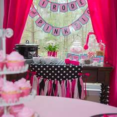 Pink Pig Cocoa Playdate Party - Macy's Pink Pig