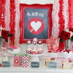 Be Still My Heart Valentine's Day Party - Valentines Day