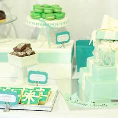 Tiffany & Co. Inspired 30th Birthday - TIFFANY & CO