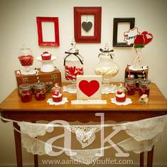 "Quirky ""Be Mine"" Valentine's Day Party - Valentines Day"