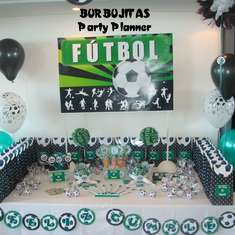 Pedro´s Birthday - Football