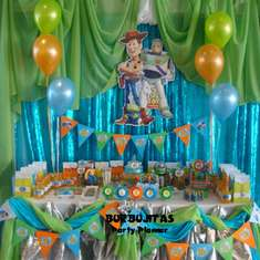Alejo´s Birthday - Toy Story