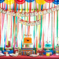 Jax's 2nd Monster Birthday Party - Monster Bash!