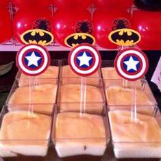 Ryan's Super Heroes Party - Super Heroes