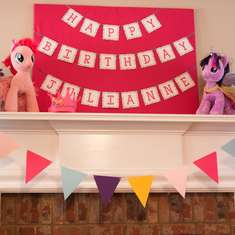 My Little Pony Birthday - My Little Pony