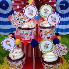 Circus party ideas - Circus