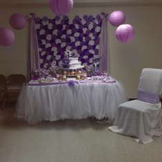 Purple sweet fifteen - Masquerade