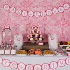 Princess Baby Shower - Princess