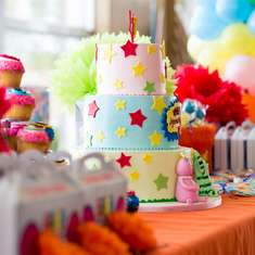 1st Birthday Party for Twins - Yo Gabba Gabba