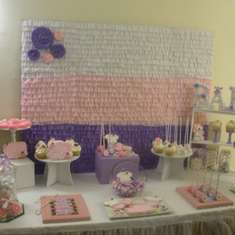 Irma's Baby Shower - it's a girl