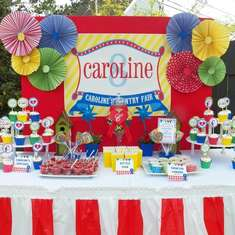 Caroline's Country Fair and Carnival - Country Fair/ Carnival