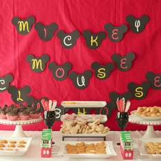 Mickey Mouse Clubhouse Party - Mickey Mouse Clubhouse