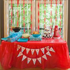 Cheerleading Birthday Party - Cheerleading
