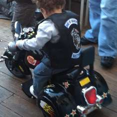Sons of Anarchy/SOA - motorcycle