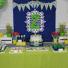 Royce's Stylish Super Why 2nd Birthday Party! - Super Why