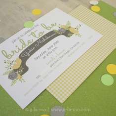 Lemon Fresh Bridal Shower - Lemons