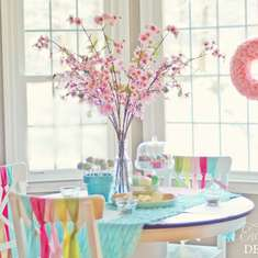 Spring Cookie Decorating Party - Easter