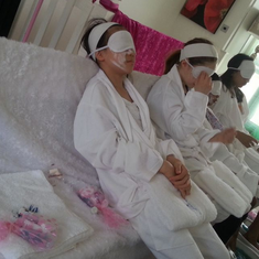 White Spa Party - ZEN - Spa Pamper
