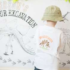 Dinosaur Dig Excavation Birthday Party - Dinosaurs
