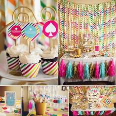 Kate Spade Inspired Baby Shower - None